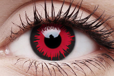Vampire One Day Wear Crazy Contact Lenses Pair
