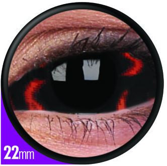 Sclera Warlock Contact Lenses Pair