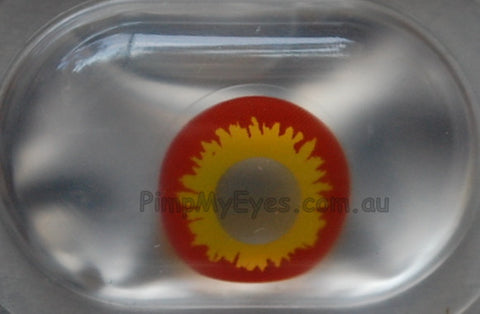 Wildfire Crazy Contact Lenses Pair