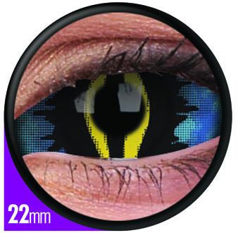 Sclera Xorn Contact Lenses Pair