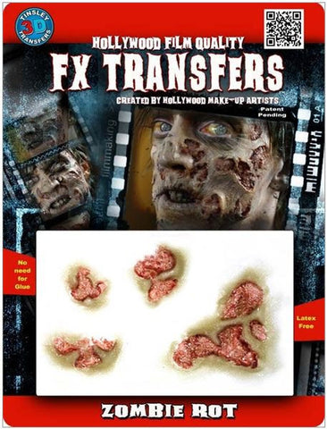 Tinsley 3D FX Zombie Rot
