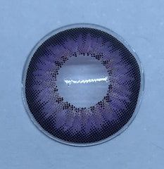 Cosmo Violet Colour Contact Lenses