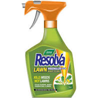 Resolva Lawn Weed Killer RTU 1L