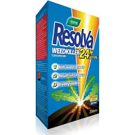 Resolva Weedkiller 24H  concentrate 250ml