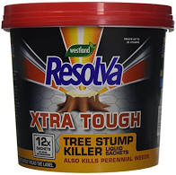 Resolva Xtra Tough Tree Stump Killer 12 sachet