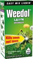 Weedol Lawn Weedkiller concentrate 250ml