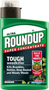 Roundup Ultra concentrate 1L