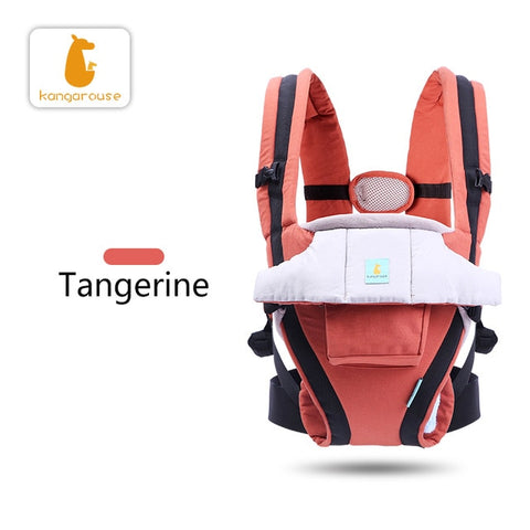 Kangarouse cotton ergonomic baby carrier for new-born to 36 month