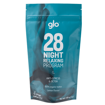 28 NIGHT RELAXING PROGRAM ANTI-STRESS & DETOX