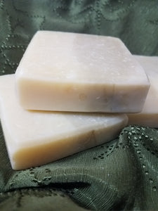 Cucumber French Clay Natural Soap Bar Handmade Hand Juiced Face Soap