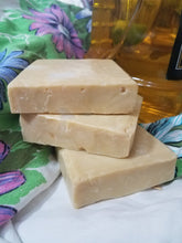 Load image into Gallery viewer, Natural Olive Oil Bar Soap Moisturizes Sensitive Skin