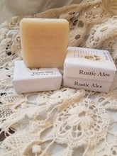 Load image into Gallery viewer, Handmade Natural Soap Bar Aloe Vera or Shampoo Bar