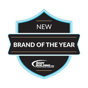 Force Factor has been awarded the Bodybuilding.com New Brand of the Year award
