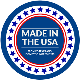 Force Factor products are proudly made in the USA from foreign and domestic ingredients.