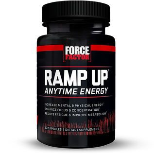 Ramp Up Anytime Energy