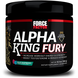 Alpha King Fury