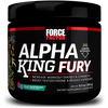Alpha King Fury, Iced Tea Lemonade, 20 Serving Tub, Testosterone Booster