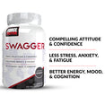 Compelling Attitude & Confidence. Less Stress, Anxiety, & Fatigue. Better Energy, Mood, & Cognition.