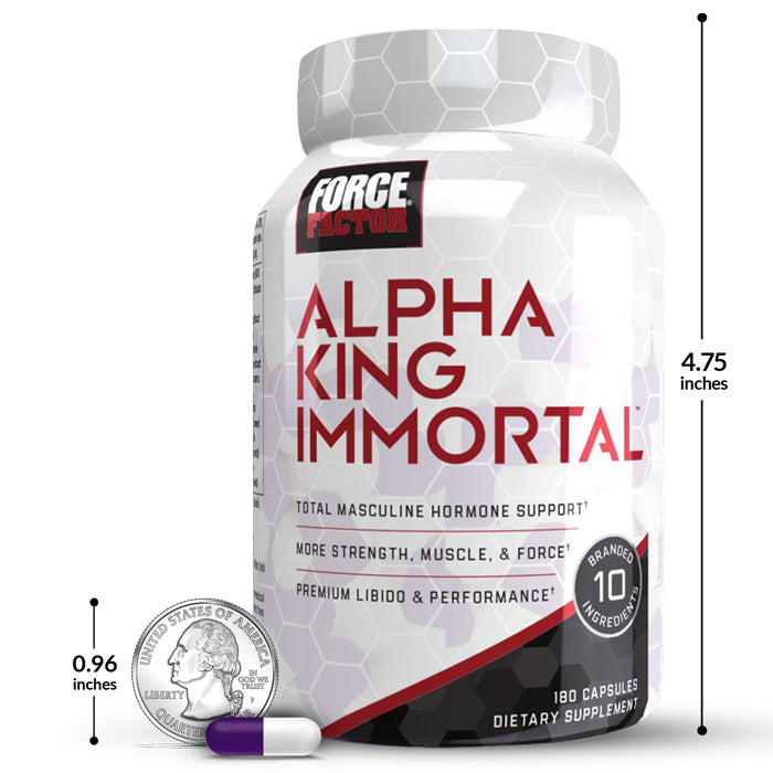 Alpha King Immortal