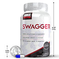 Swagger, 120 Capsule Bottle, Size Chart