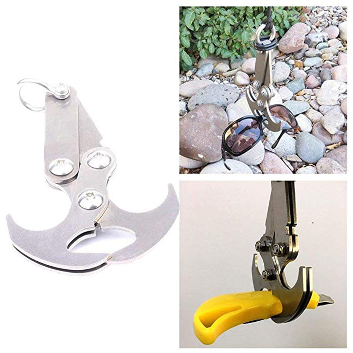 Multifunctional Stainless Steel Gravity Hook - Osbourne Store