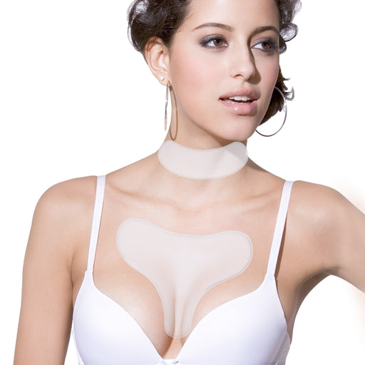 Anti-Wrinkle, Anti-Aging Silicone Neck and Chest Pad - Osbourne Store