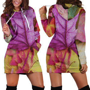 Four Seasons Women's Hoodie Dress