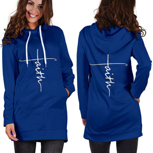 Faith Hooded Dress - Best Hoodie Dress