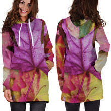 Load image into Gallery viewer, Four Seasons Women's Hoodie Dress