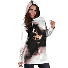 Load image into Gallery viewer, Macabre Mythology (Penanggalan) Women's Hoodie Dress