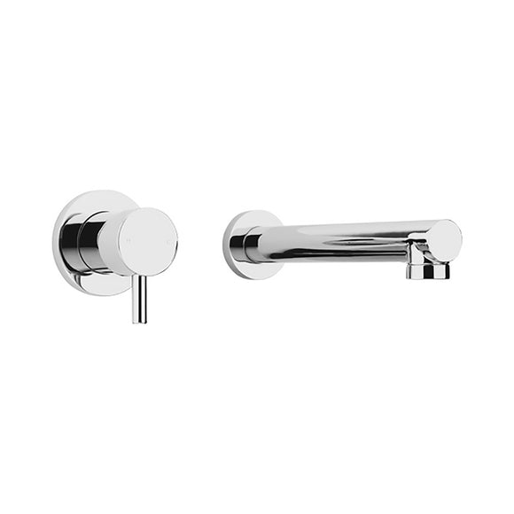 ALDER NUOVA BASIN MIXER WALL SET FIXED CP 220