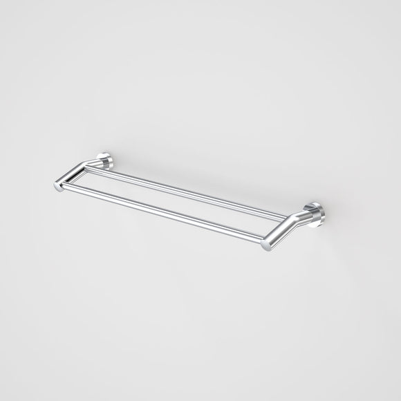 Caroma Cosmo Metal Towel Rail 600 Double