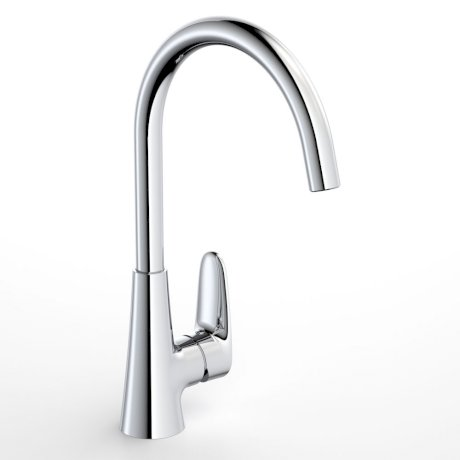 STYLUS FLARE SINK MIXER CP
