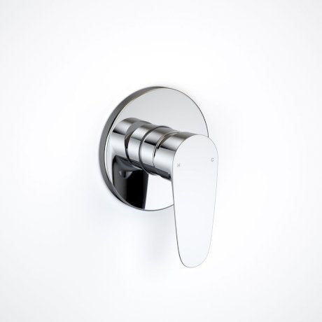STYLUS FLARE BATH/SHOWER MIXER CP