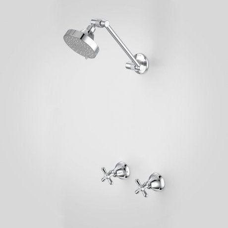 CAROMA TASMAN II SHOWER SET C.P