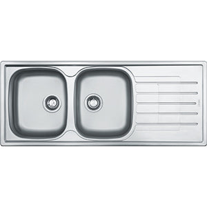 FRANKE SINK CDX621 CASCADE LHB 1TH