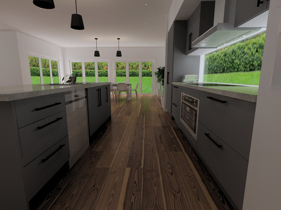 Principal Kitchens - The Baumaris