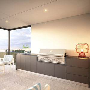 Alfresco Kitchen - CA2 (With Granite)
