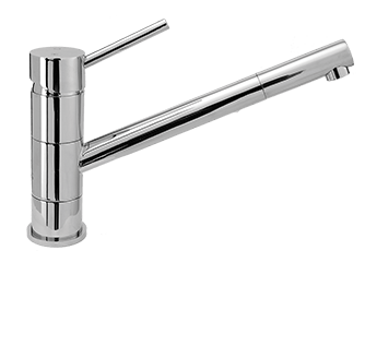 EVERHARD Classic SQ PIN SINK MIXER CP