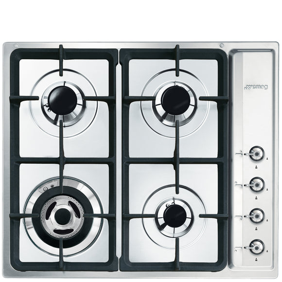 Smeg Gas Cooktop CIR66XS3