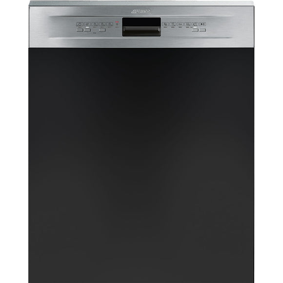 SMEG DISHWASHER DWAI6214X2 SEMI INTEG (DWAI6214X)