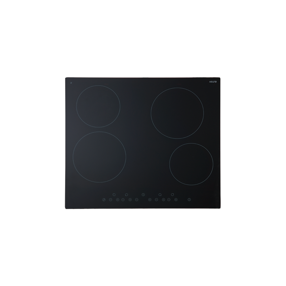 Euro Appliances 60cm Ceran Touch Electric Cooktop
