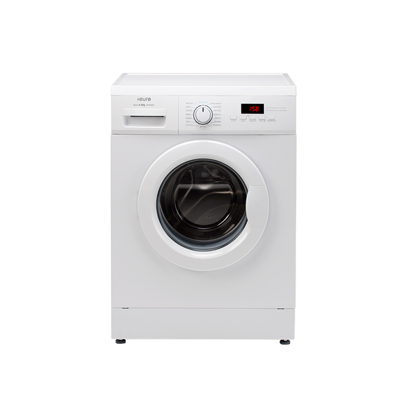 Euro Appliances Front Load Washing Machine 6kg