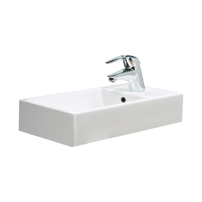 Argent Mode Wall Mounted Basin 460mm