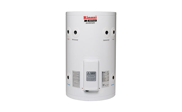 Rinnai Electric Hot Water 50Lt Single 2.4Kw Hotflo Plug