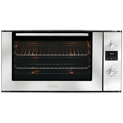 Ilve Electric Wall Oven Ilo990X