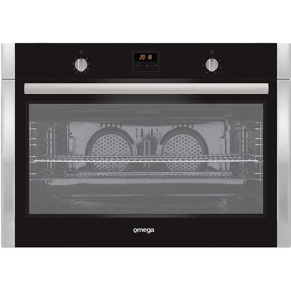 Omega Electric Wall Oven Obo960X