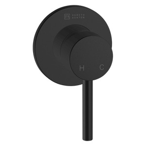 ABEY LUCIA SHOWER MIXER EXTERNAL BLK 3SH-EXT-BPC