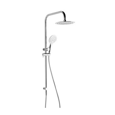 ARGENT PALLAS SHOWER SYSTEM RND 3 FUNCTION CP