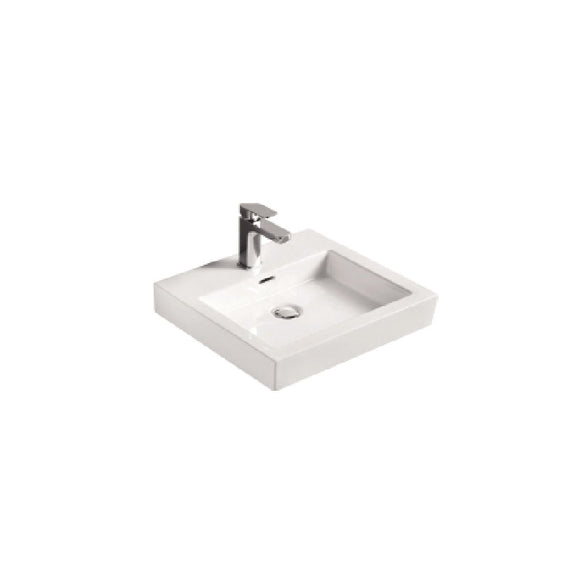 Kdk Surrey Semi Recessed Basin